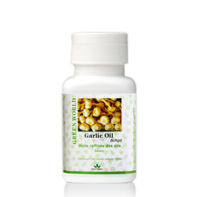 Garlic Oil Capsule