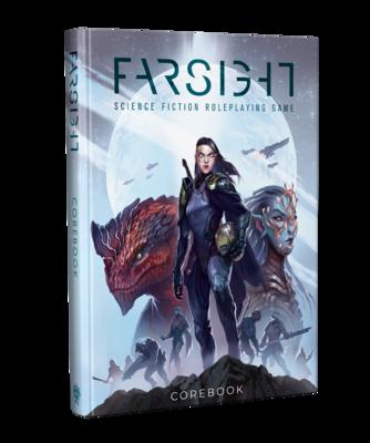 FARSIGHT RPG - Corebook PREORDER
