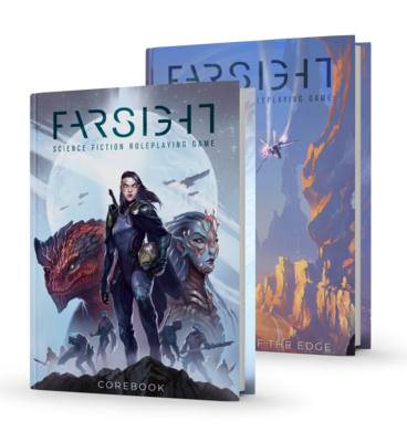 FARSIGHT RPG - Physical Bundle PREORDER