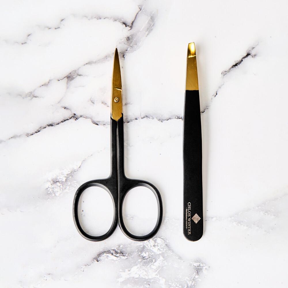 Precise Scissor & Tweezer Set