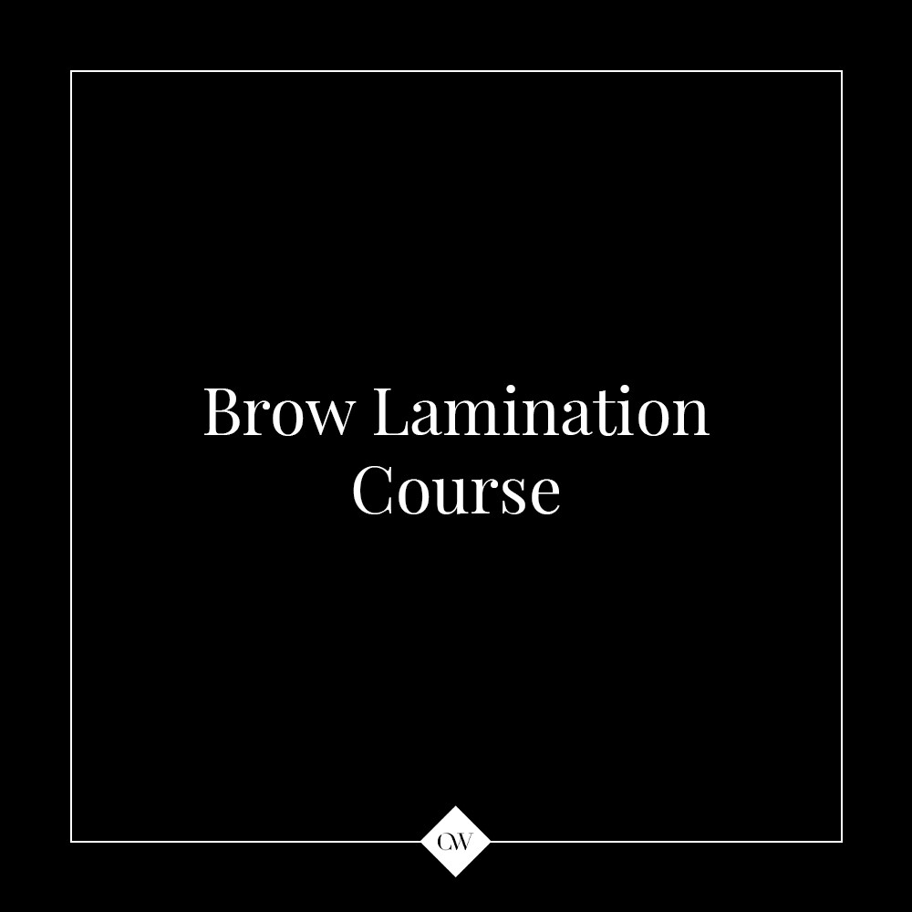 1-day Brow Lamination Course