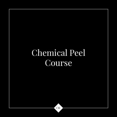 1-day Chemical Peel Course