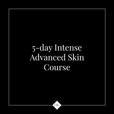 5-day Intense Advanced Skin Course