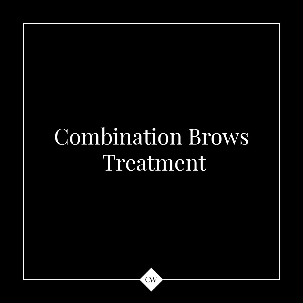 Combination Brows Treatment