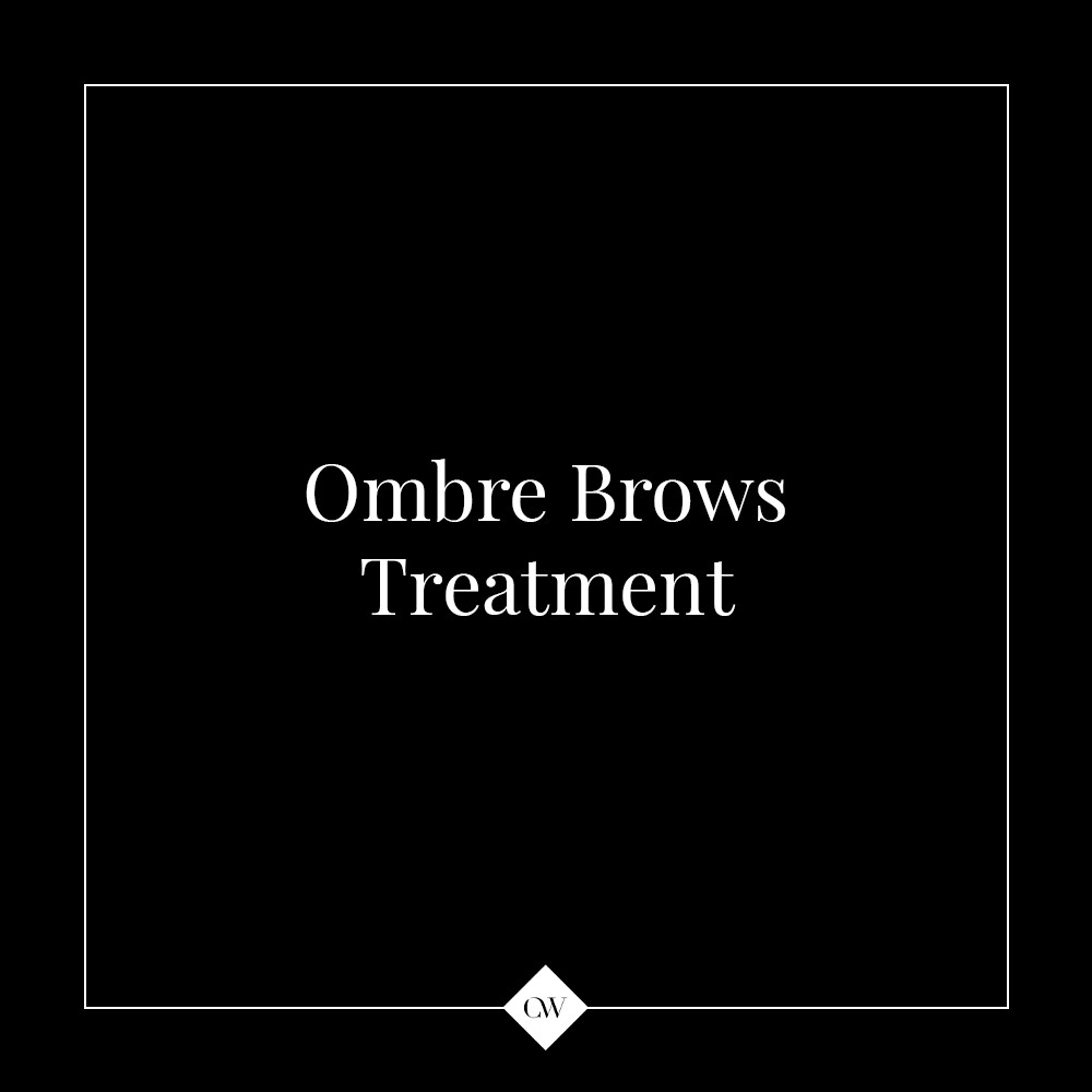 Ombre Brows Treatment