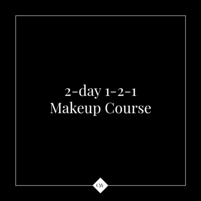 2-day 1-2-1 Makeup Course