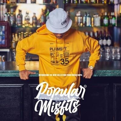 Popular Misfits - Mailman Pullover Hoodie