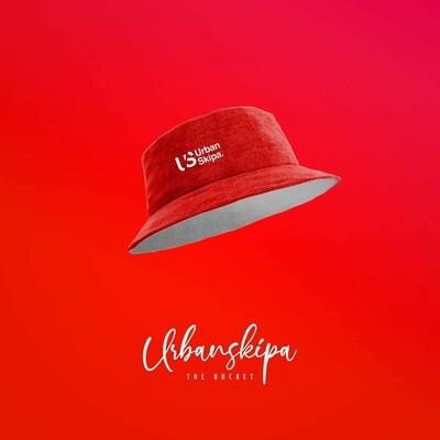 Red Bucket Hat - Summer Red