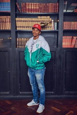 Rush Green Sports Jacket