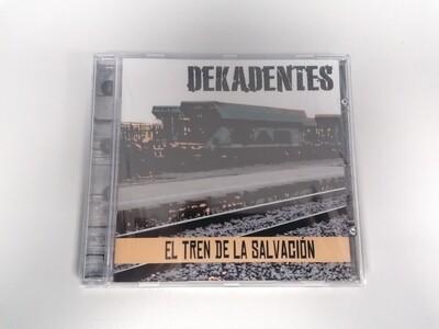 CD - El tren de la salvación