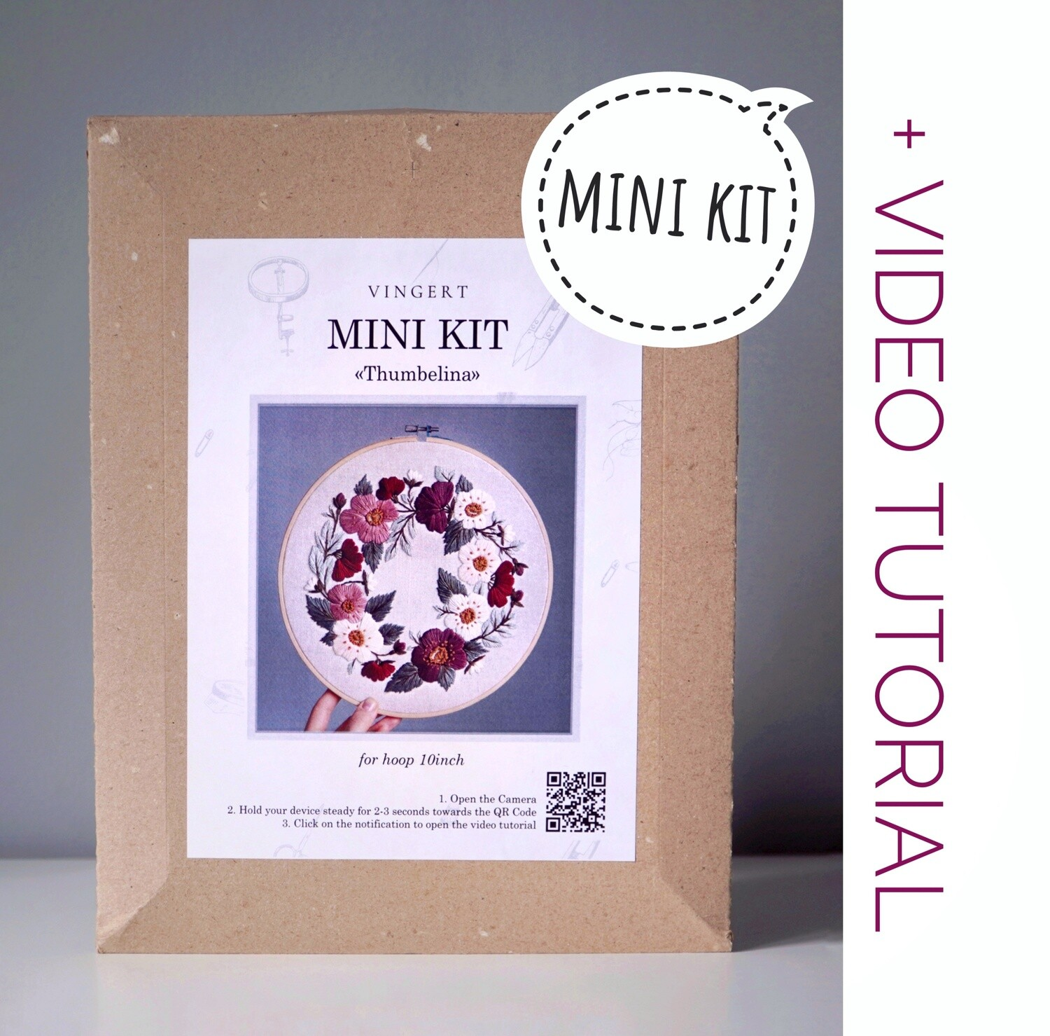 "Mini kit ""Thumbelina"""