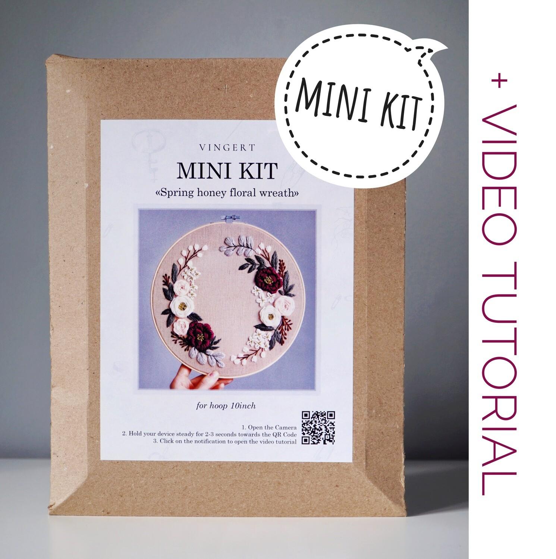 """Mini kit """"Spring honey"""""""