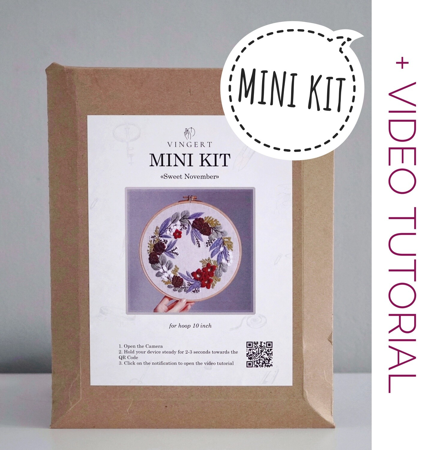 "Mini kit ""Sweet November"""
