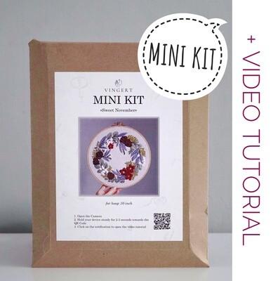 """Mini kit """"Sweet November"""""""