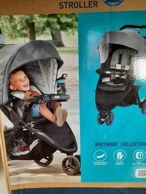 GRACO PACE BABY STROLLER