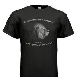 Bold as Lions Tee