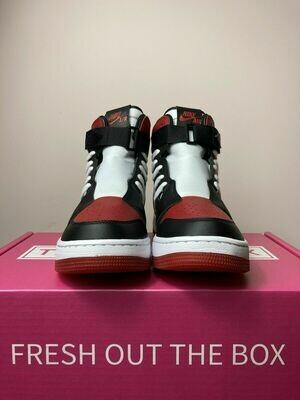 Jordan 1 Nova XX Bred Toe - Size 10 (W)