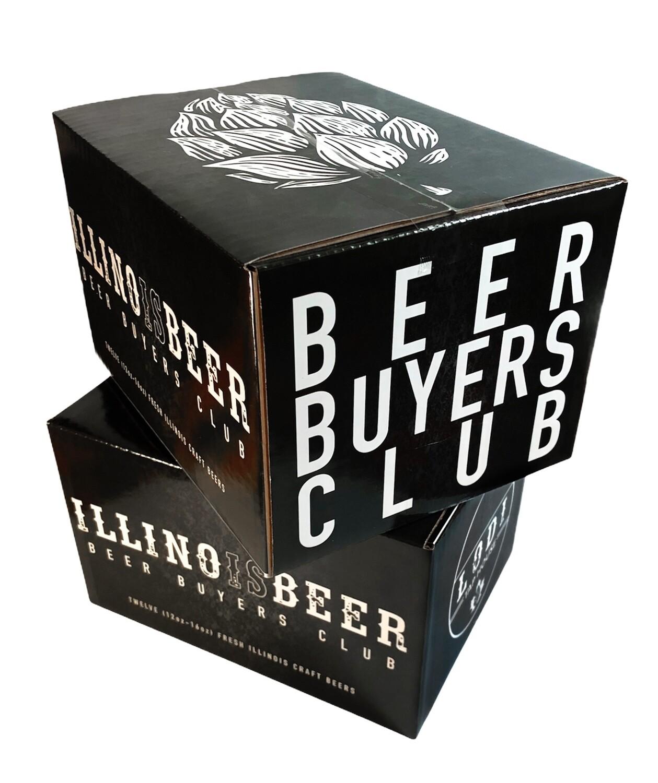 Lodi Beer Buyers Club Beer Box