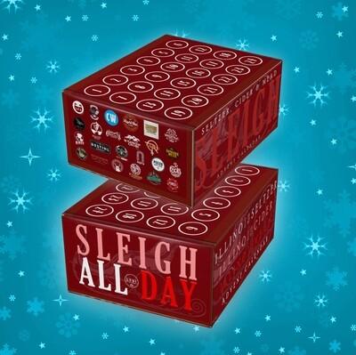 Seltzer, Cider, Mead SLEIGH - Illinois Seltzer, Cider, Mead Advent Calendar