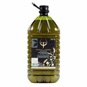 Aceite de Oliva Virgen Extra 5 Litros Tierras de Tavara
