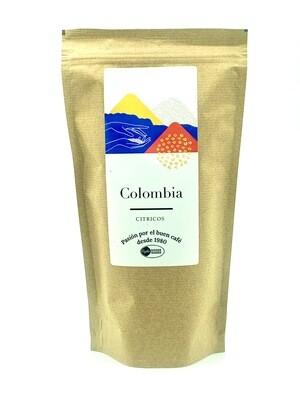 Café Colombia, Cítricos, Sierra de Segura