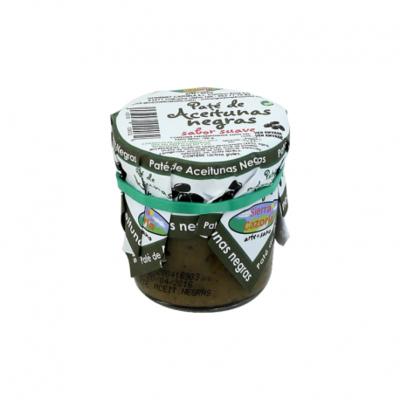 Paté de Aceitunas Negras 100g