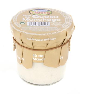 Paté de Queso Manchego 100g