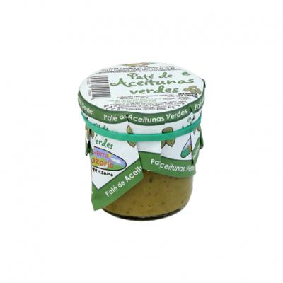 Paté de Aceitunas Verdes 100g