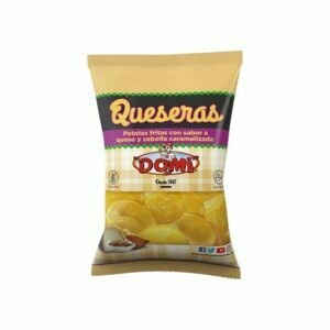 Patatas Domi Queseras 125g