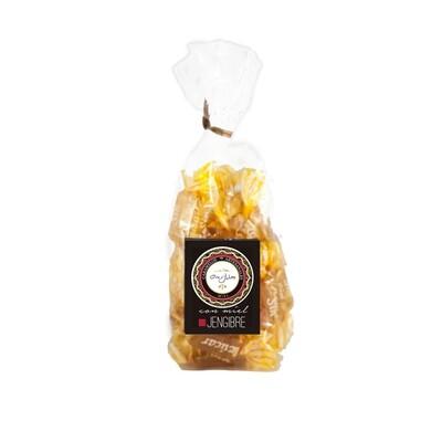 Caramelos de Miel y Gengibre