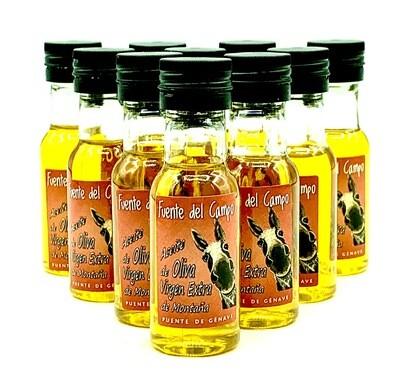 10 Monodosis Aceite de Oliva Virgen Extra