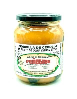 Morcilla Negra de Cebolla Embutidos Peñolite 960g