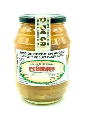 Lomo de Orza Tacos Embutidos Peñolite 1000 g