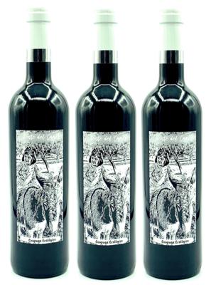 3 Botellas Fuente del Campo Ecológico