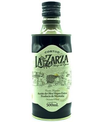 La Zarza Temprano