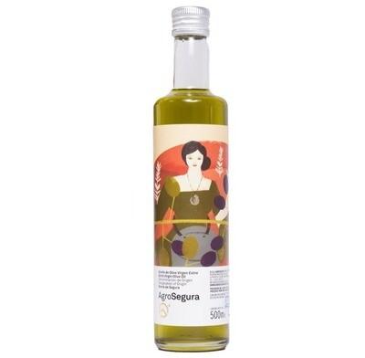 AGROSEGURA Aceite de Oliva Virgen Extra 500ML