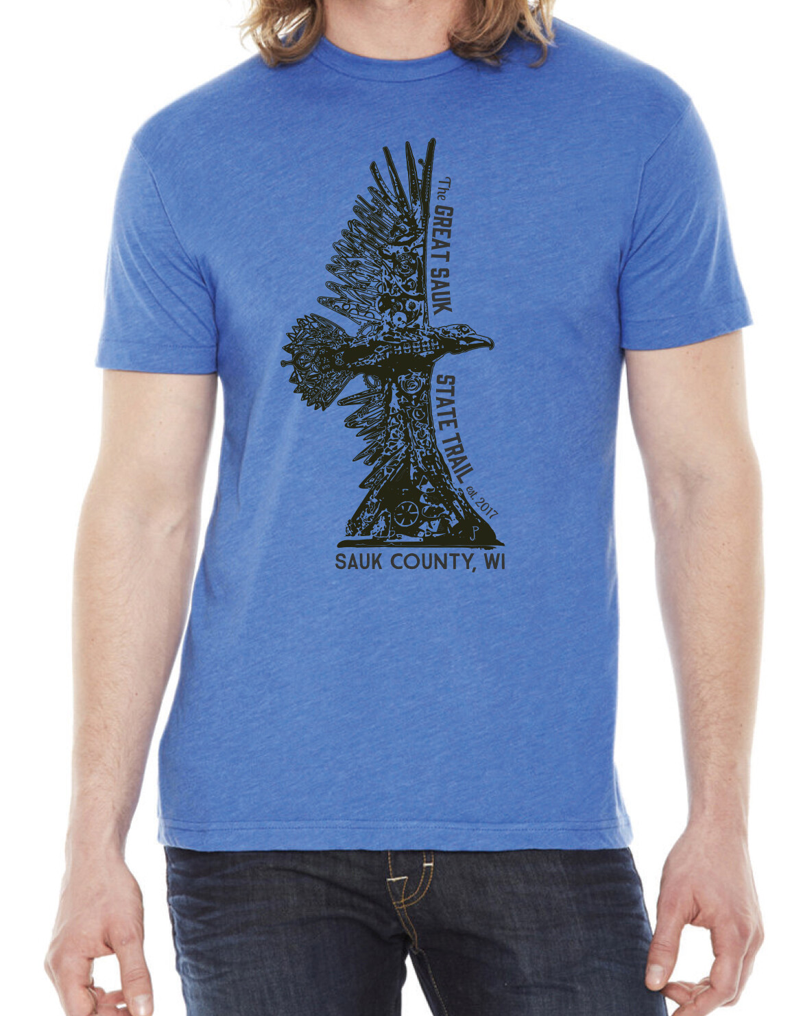 """""""Protector of the River"""" T-shirt"""