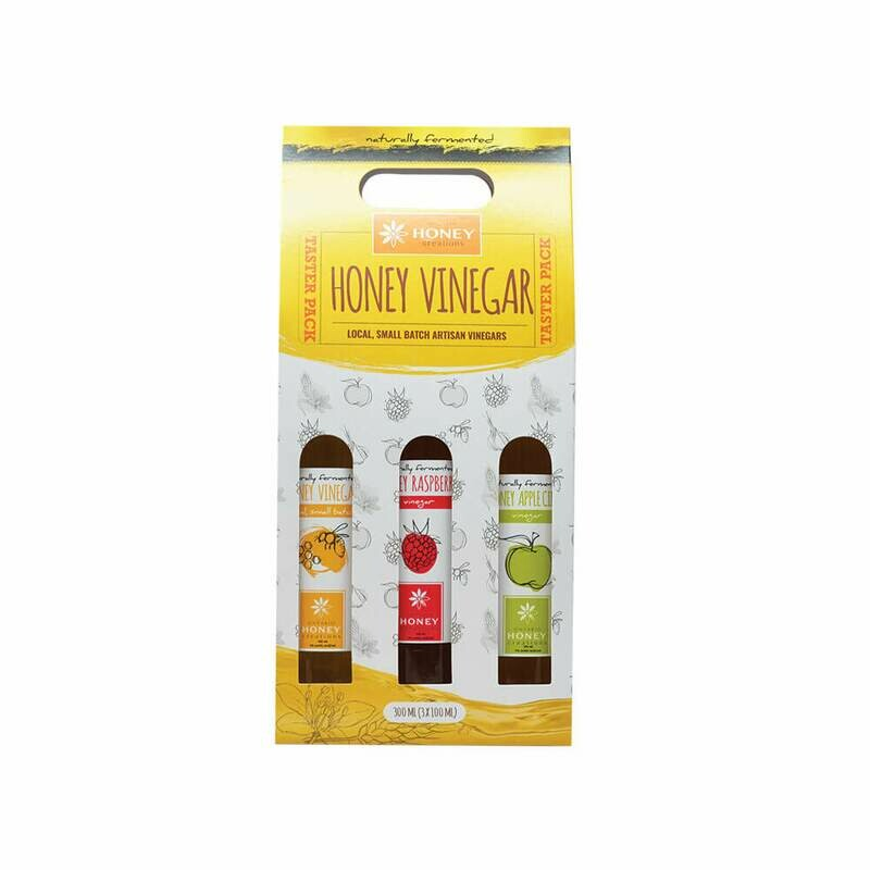 Honey Vinegar Taster Pack