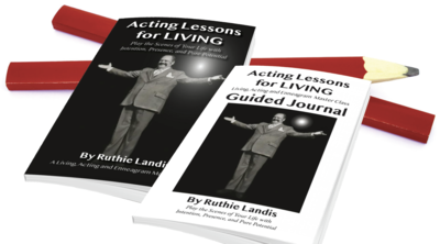 A Perfect Pairing: Acting Lessons for Living AND the Guided Journal