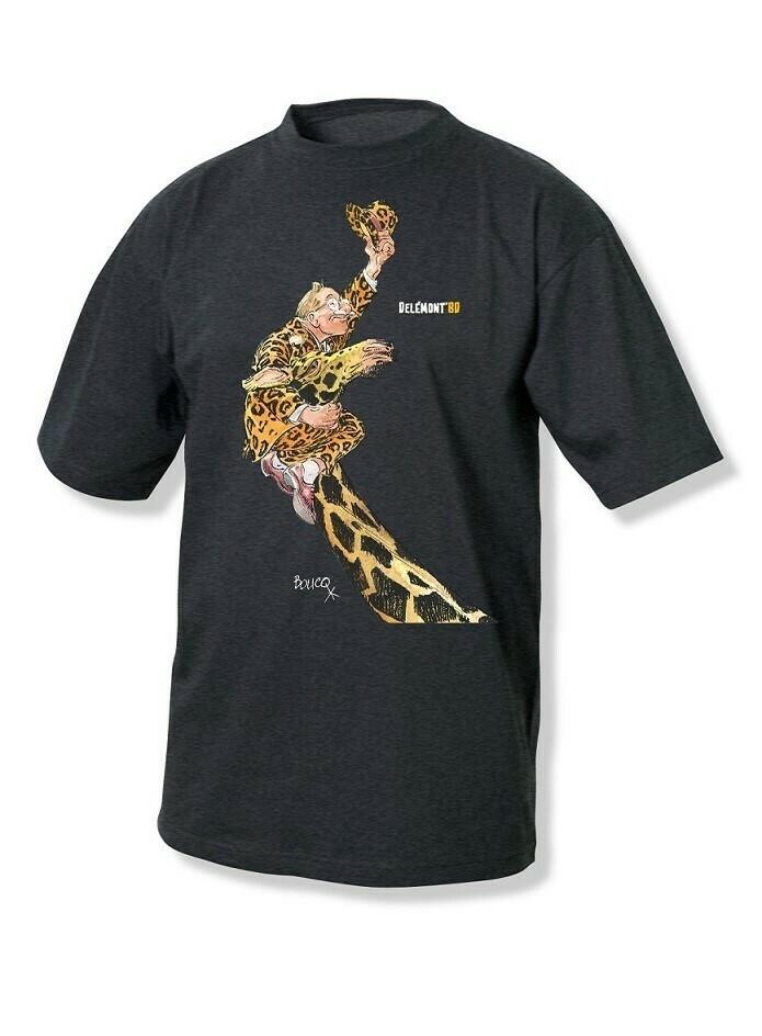 T-shirt adulte - Boucq