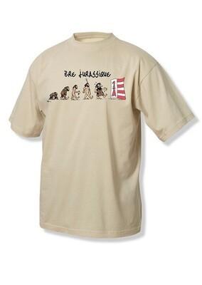 T-shirt adulte - Les très riches heures du Jura