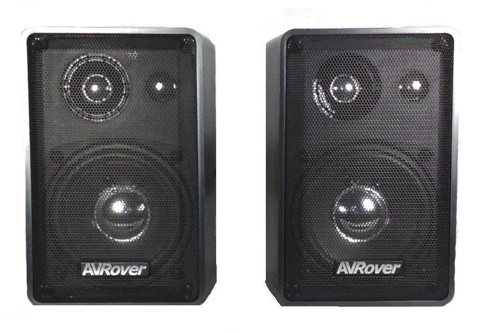 AVRover 3 Way Speakers (set of 2)
