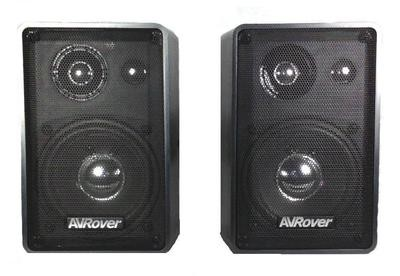 AVRover 3 Way Speakers (set of 2)