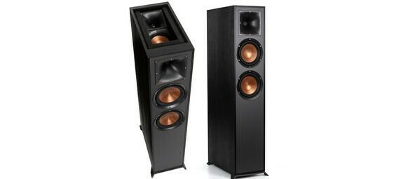 Enceinte colonne  Klipsch R-625FA Dolby Atmos  - Pair (Black)