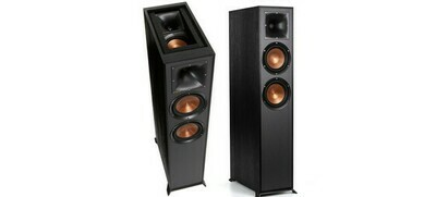 Klipsch R-625FA Dolby Atmos-Paire (Black)