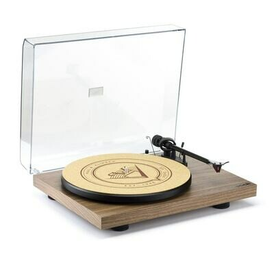 KLIPSCH REFERENCE CARBON WALNUT TURNTABLE