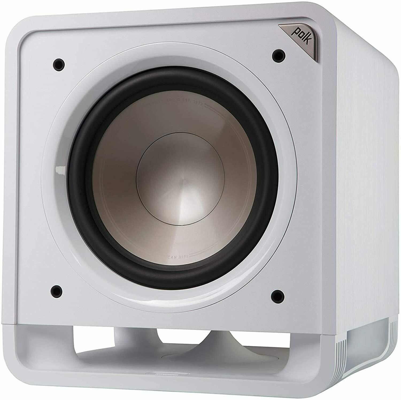 Polk Audio HTS12 Blanc