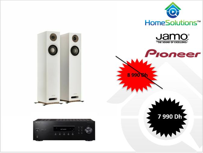 Pack Hifi (Pioneer , Jamo)