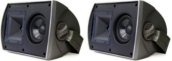 Klipsch AW-525 (la paire) Noir