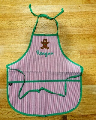 Holiday Children Apron